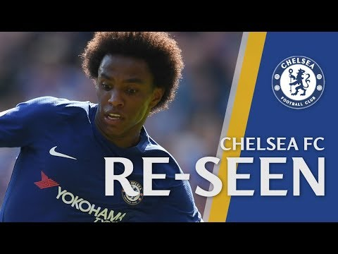 Best Nutmeg Ever, Willian Flicks & More Exclusive Behind The Scenes With Chelsea's New Signings