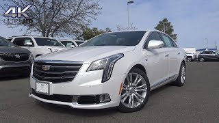 2018 Cadillac XTS 3.6 L V6 Review