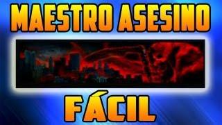 "Conseguir Título ""Maestro Asesino"" Fácil - Black Ops 2"