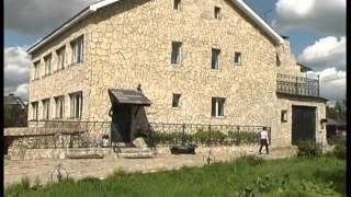 видео Отделка фасада камнем