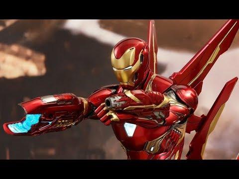 PREVIEW Hot Toys IRON MAN Infinity War / DiegoHDM