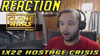 Video Star Wars: The Clone Wars Reaction Series Season 1 Episode 22 - Hostage Crisis download MP3, 3GP, MP4, WEBM, AVI, FLV Juni 2018