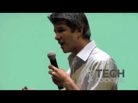 Travis Kalanick - The history of Uber - Idea, Culture and Business Insights