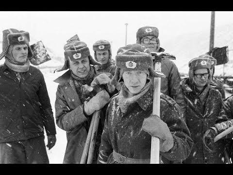 Als Der Osten Im Schnee Versank