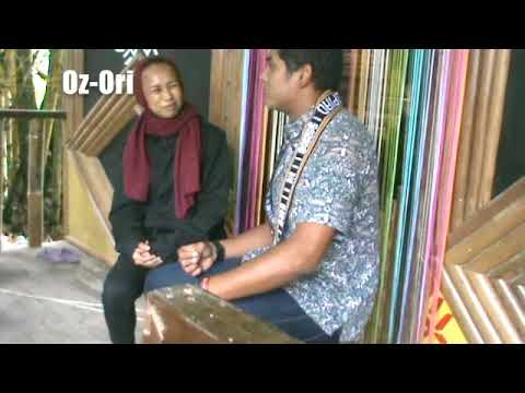 KHAIRY JAMALUDDIN joke interview with Sabah radio DJ at Monsopiad 12 Nov 2017