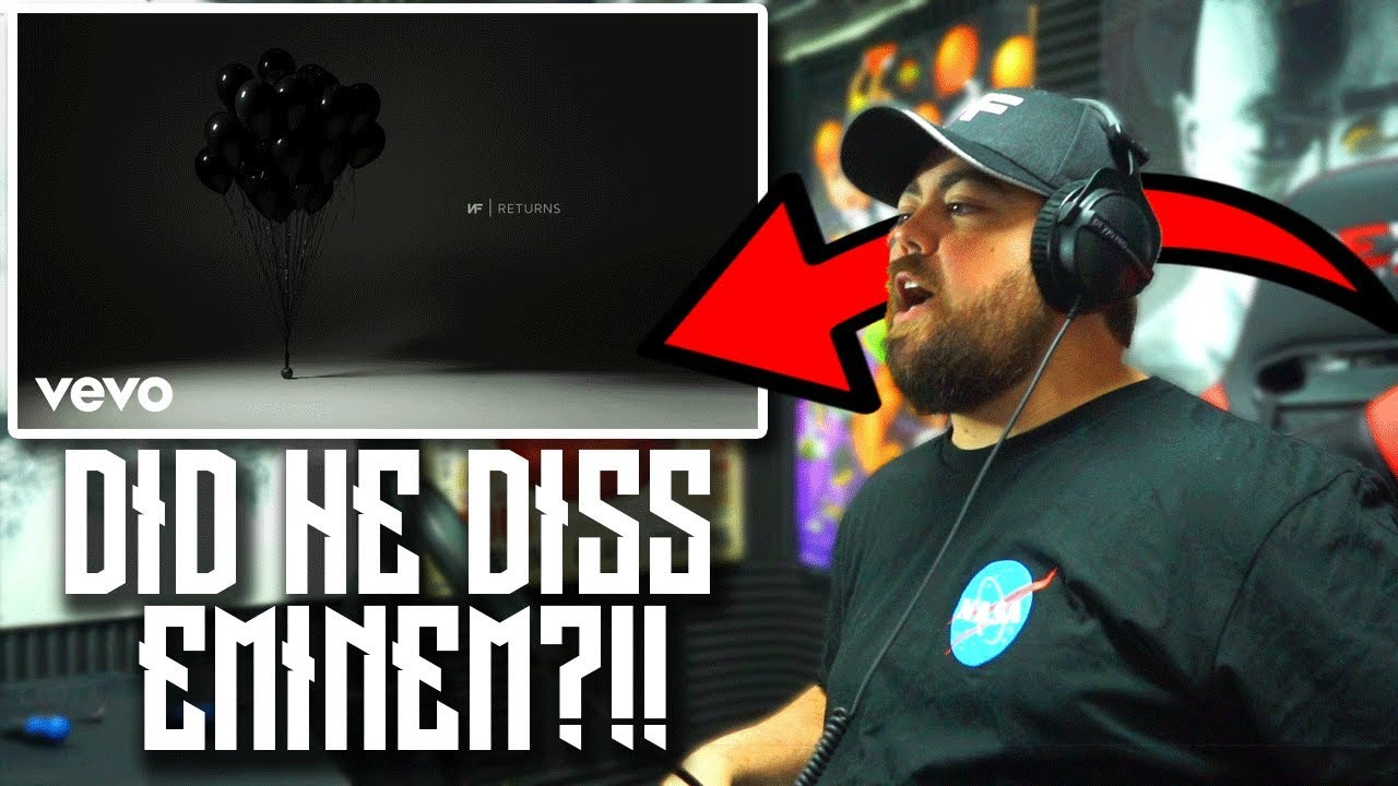 Download RAPPER REACTS to NF - Returns