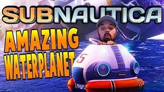 Most Amazing Alien Planet | Subnautica Let