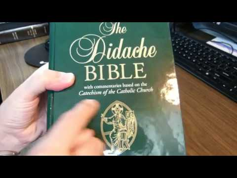 The Didache Bible