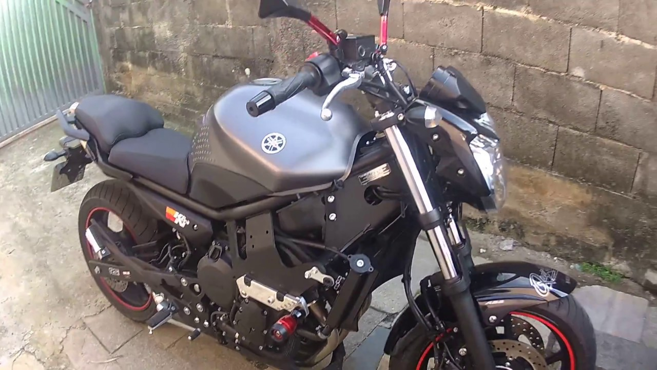 Yamaha Xj6 Gialla - Brick7 Moto