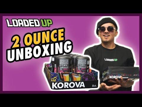 2 Ounce Unboxing  Korova