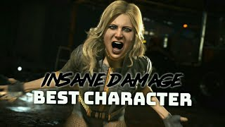 BLACK CANARY IS THE BEST- Injustice 2