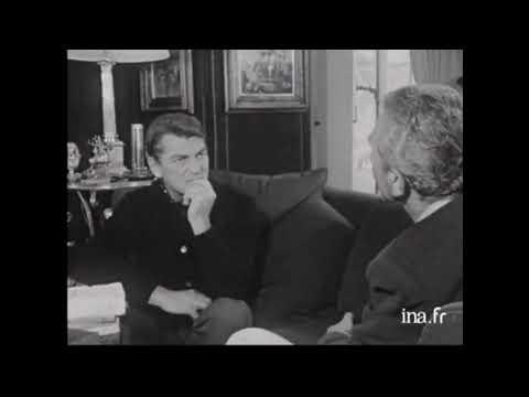 Jean Marais , E.Piaf et J.Cocteau