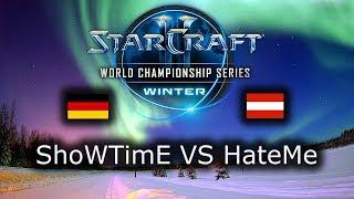 ShoWTime VS HateMe - PvZ - Ro32 Grupa H - WCS Winter 2019 - polski komentarz