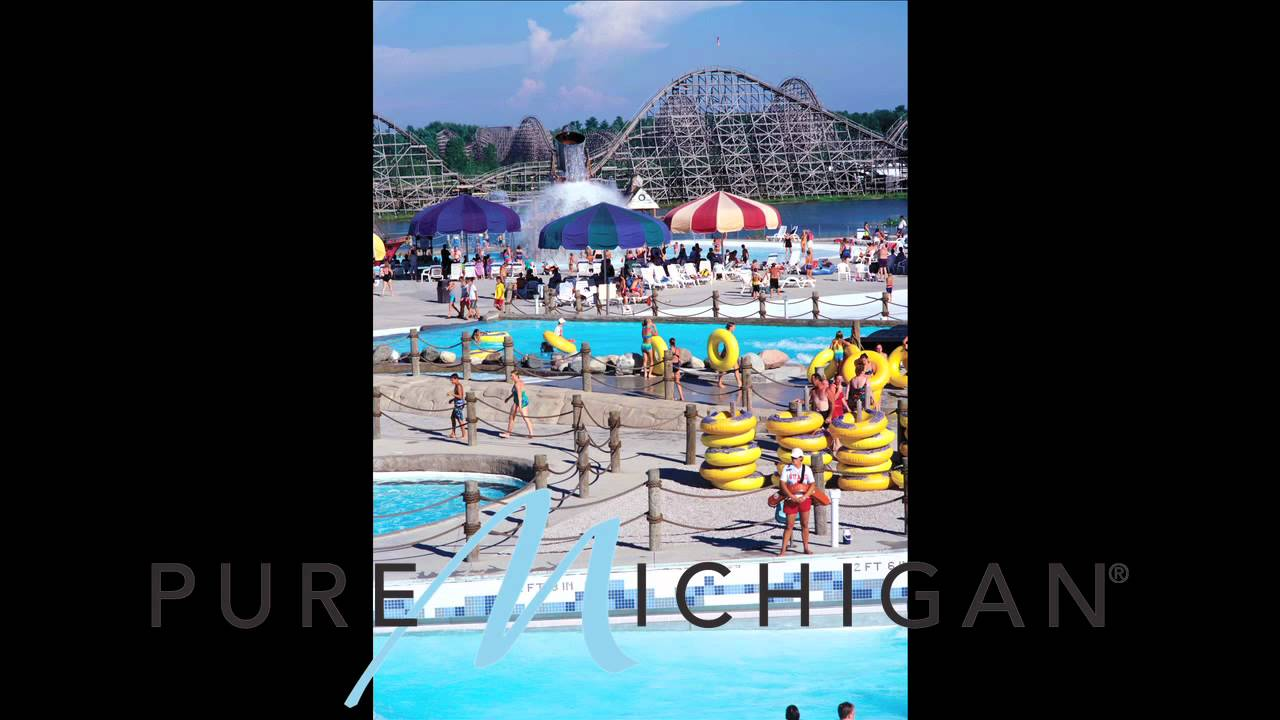 Michigan S Adventure Amut Park Water Pure