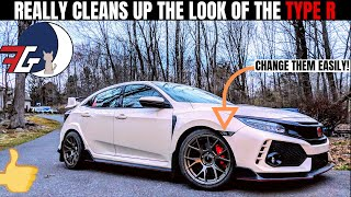 Honda Civic Type R (FK8) NEW SIDE MARKERS! How To Change Them & What to Buy