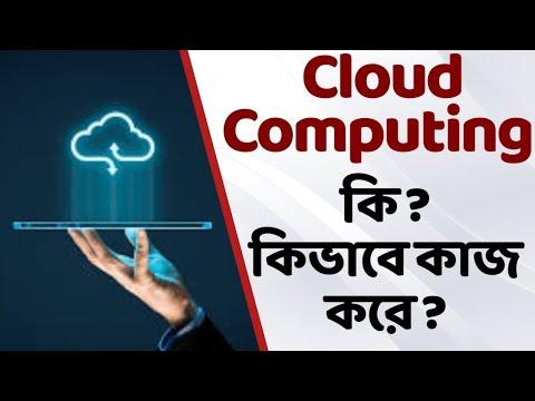 what is cloud computing | ক্লাউড কম্পিউটিং কি? কিভাবে কাজ করে?