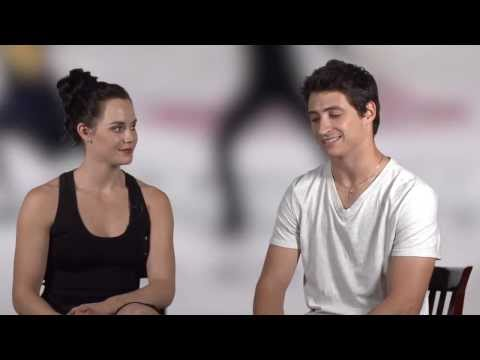 Interview - My Canadians (Skate Canada) [HD]