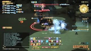 FF14 38 Cutter's Cry 2nd Boss