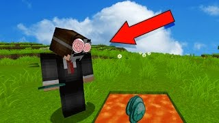 CONTROLLING HACKER TO THROW DIAMONDS IN LAVA! - OWNER CATCHING HACKERS! EP30
