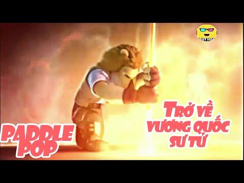 Phim hoạt hình : Chuyến phiêu lưu của vua sư tử Paddle Pop | Tập : Trở về vương quốc sư tử