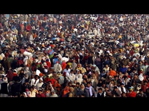 Population boom in Bangladesh