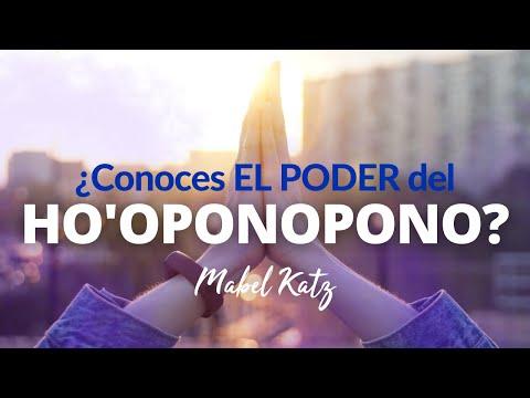 ¿Conoces el Poder del Ho'oponopono? - Mabel Katz