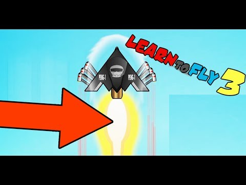 JEST MOC! | LEARN TO FLY 3
