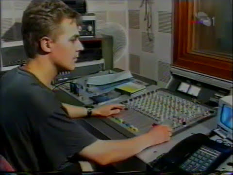RVB: Bio nekad jedan radio - Radio Vrnjačka Banja (nekad, davno ... istorija)