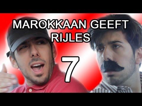 Marokkaan Geeft Rijles Aan Turk (Seizoen 1, Aflevering 7) - Mertabi