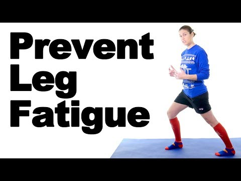 7 Best Treatments to Prevent Leg Pain & Fatigue in Runners Ask Doctor Jo