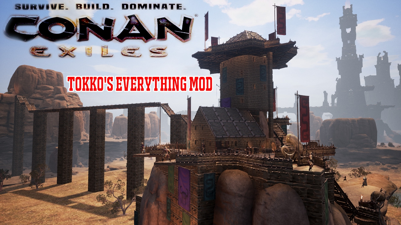 how to sell conan exiles mods