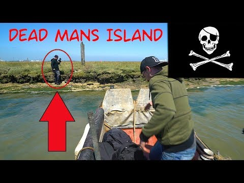 Sailing With Pirates To Dead Man's Island  (REAL)