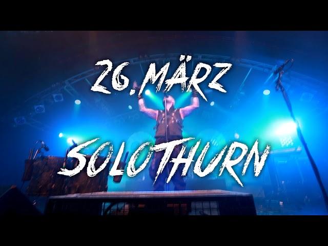 Ritual Tour 2019 - Solothurn