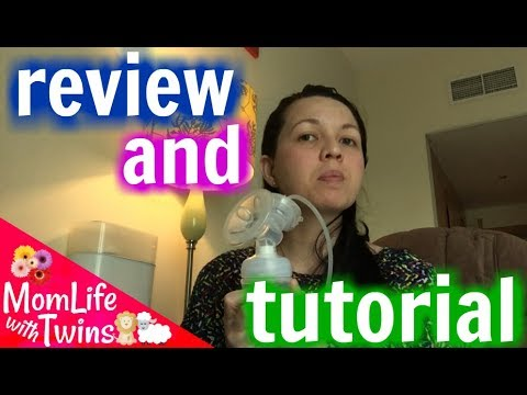 AVENT SINGLE ELECTRIC BREAST PUMP REVIEW | PROS AND CONS