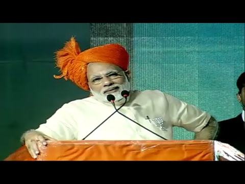 PM Shri Narendra Modi addresses public meeting in Navsari, Gujarat : 29.11.2017