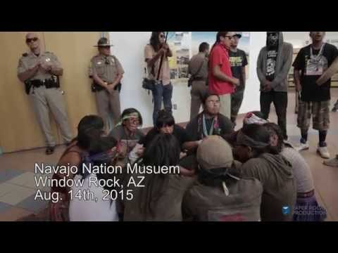 Senator John McCain Chased off the Navajo Nation