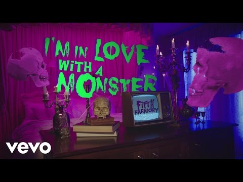 Thumbnail: Fifth Harmony - I'm In Love With a Monster (from Hotel Transylvania 2)