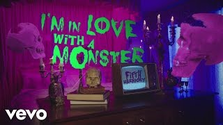 Repeat youtube video Fifth Harmony - I'm In Love With a Monster (from Hotel Transylvania 2)