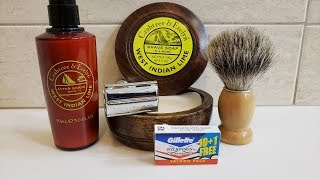 Crabtree and Evelyn Shave