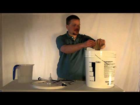 Making Wine From A Kit Part I: Getting Started
