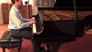 Frederick Moyer plays 5 Brubeck Nocturnes