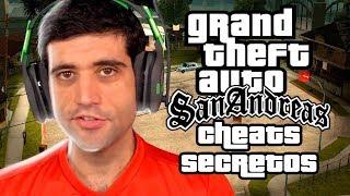 GTA San Andreas, todos os CHEATS SECRETOS descobertos depois de ANOS [REACT]
