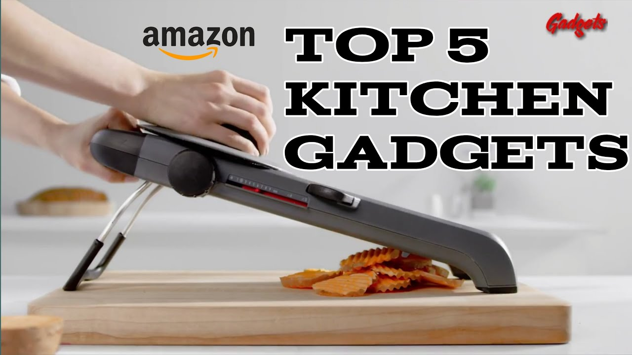 Top 5 kitchen gadgets / easy to work Gadgets.🔥👍🔥