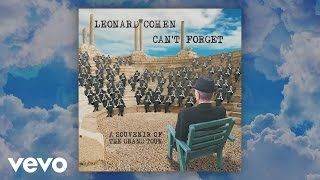 Leonard Cohen - Field Commander Cohen (Audio)