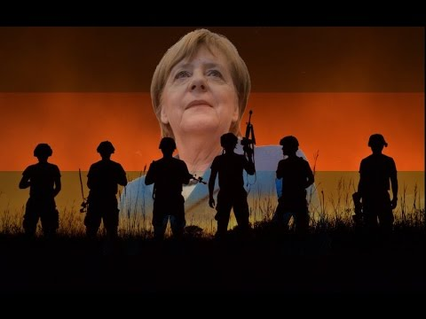 How Germany could Conquer the world - MERKEL WATCH THIS!!