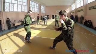 Система рукопашного боя Воин