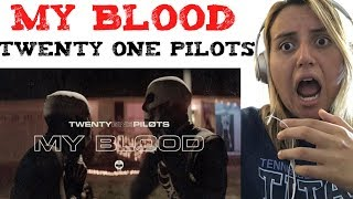My Blood - Twenty One Pilots (Official Video) Reaction Video