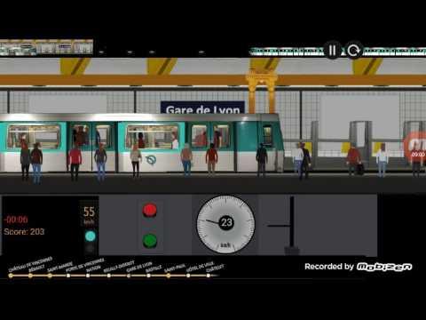 paris metro simulator mf77 update youtube. Black Bedroom Furniture Sets. Home Design Ideas