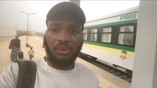 Traveling from kaduna to Abuja by Train was awesome!!!
