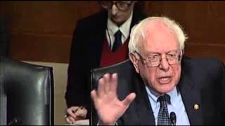 Businessman agrees with Sen Bernie Sanders government takeover of health insurance